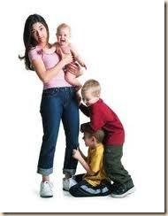 kids & babysitter