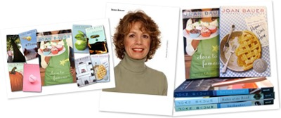 View Joan Bauer and books