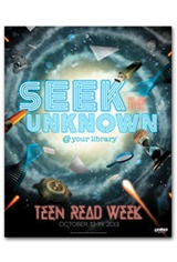 teen read week poster