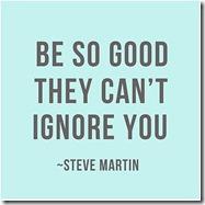 Steve Martin quote