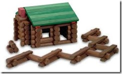 lincoln logs