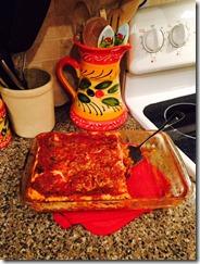 Everyday lasagna 2