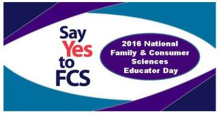 Say Yes to FCS logo