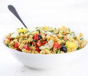 pasta salad for blog